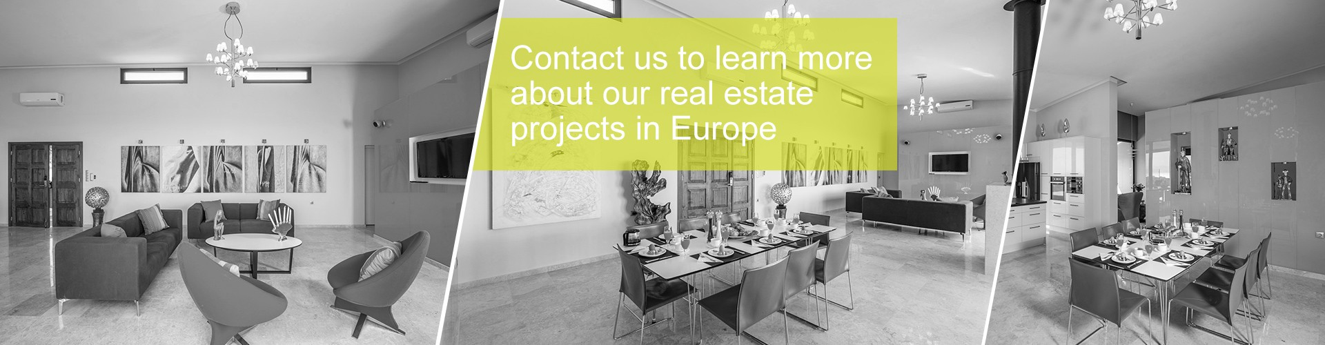 Welcome to Arzumanidis Investments. Contact us to learn more about our real estate projects in Europe