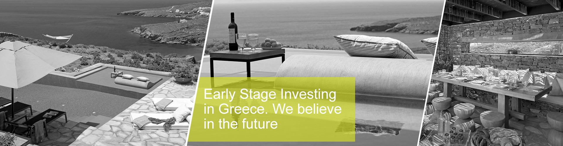 We offer Knowledge, Experience and Partnership. We design, build and manage your property in Greece