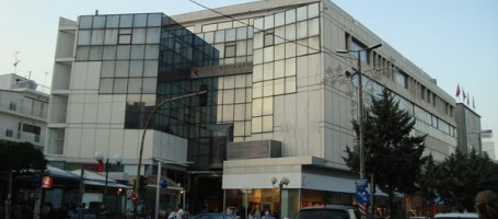 Shopping Mall & Office Building