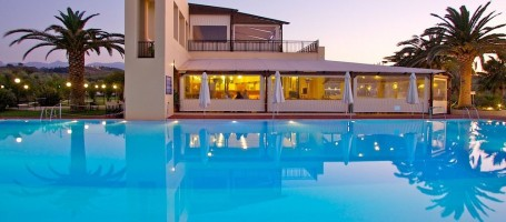 Great hotel & location in Greece
